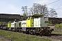 """Vossloh 1001008 - DE """"401"""" 22.04.2016 - Bottrop-WelheimMartin Welzel"""