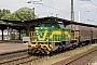 """Vossloh 1001009 - DE """"402"""" 18.05.2007 - Wanne-Eickel, HauptbahnhofIngmar Weidig"""