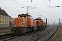 Vossloh 1001012 - northrail 30.03.2013 - Augsburg-OberhausenHelmuth van Lier