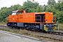 """Vossloh 1001013 - NbE """"1206.1"""" 01.10.2005 - Merseburg, BahnhofJan Weiland"""