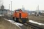 Vossloh 1001013 - neg 10.03.2006 - Tinnum (Sylt)Nahne Johannsen