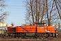 Vossloh 1001013 - CC-Logistik 15.02.2012 - Hamburg, Hohe SchaarEdgar Albers