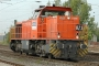 "Vossloh 1001014 - RBH ""823"" 10.09.2004 - Moers