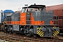 "Vossloh 1001014 - locomotives pool ""275 805-0"" 03.07.2008 - Moers, Vossloh Locomotives GmbH, Service-Zentrum