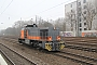 Vossloh 1001014 - Sonata Logistics 18.03.2016 -  Köln, Bahnhof West