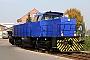 """Vossloh 1001015 - IL """"206"""" 10.10.2007 - Moers, Vossloh Locomotives GmbH, Service-ZentrumPatrick Böttger"""