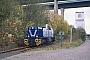 """Vossloh 1001016 - RBH """"825"""" 08.11.1999 - Kiel-WikGunnar Meisner"""