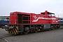 """Vossloh 1001017 - Dillinger Hütte """"D 23"""" 13.12.2002 - Moers, Vossloh Locomotives GmbH, Service-ZentrumHartmut Kolbe"""