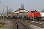 """Vossloh 1001020 - Hafen Krefeld """"D IV"""" 22.03.2012 - Krefeld-LinnAxel Schaer"""