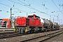 """Vossloh 1001020 - Hafen Krefeld """"D IV"""" 15.04.2015 - Krefeld-LinnMartin Welzel"""