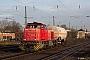 """Vossloh 1001020 - Hafen Krefeld """"D IV"""" 18.12.2020 - Krefeld-LinnIngmar Weidig"""