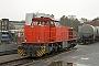 Vossloh 1001022 - CFL Cargo 17.12.2008 - Westerland (Sylt)Nahne Johannsen