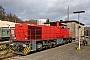 "Vossloh 1001022 - Railflex ""80"" 01.03.2015 - Bochum-Dahlhausen, EisenbahnmuseumThomas Gottschewsky"