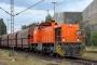 "Vossloh 1001023 - RBH Logistics ""827"" 08.08.2007 - Duisburg-RuhrortRolf Alberts"