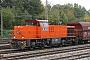 "Vossloh 1001023 - RBH Logistics ""827"" 16.10.2008 - GladbeckLutz Goeke"