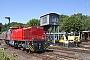 """Vossloh 1001023 - Railflex """"Lok 3"""" 18.08.2016 - Bochum-DahlhausenMartin Welzel"""