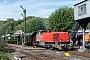 "Vossloh 1001023 - Railflex ""Lok 3"" 16.08.2018 - Bochum-Dahlhausen, EisenbahnmuseumMichael Kuschke"