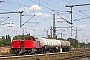 "Vossloh 1001023 - Railflex ""Lok 3"" 30.07.2019 - Oberhausen, Abzweig MathildeIngmar Weidig"