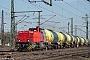 """Vossloh 1001023 - Railflex """"Lok 3"""" 25.02.2021 - Oberhausen, Abzweig MathildeRolf Alberts"""
