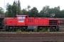 "Vossloh 1001024 - RBH Logistics ""828"" 02.10.2004 - Gladbeck-WestWolfgang Königsfeld"