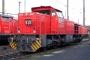 """Vossloh 1001024 - RBH Logistics """"828"""" 12.01.2008 - Wanne-Eickel, BetriebshofPeter Gerber"""