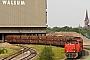 """Vossloh 1001024 - RBH Logistics """"828"""" 31.07.2009 - Duisburg-WalsumPeter Luemmen"""
