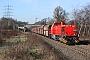 "Vossloh 1001024 - RBH Logistics ""828"" 20.03.2012 - Bottrop-WelheimPeter Gootzen"