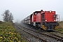 """Vossloh 1001024 - RBH """"828"""" 11.12.2013 - RheinkampMartijn Schokker"""