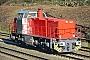 "Vossloh 1001024 - Railflex ""92 80 1275 815-9 D-RF"" 05.02.2018 - Duisburg-Neudorf Abzweig LotharstraßeHans Hilger"
