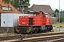 """Vossloh 1001025 - CFL Cargo """"1505"""" 29.06.2008 - Niebüll NEGNahne Johannsen"""