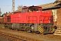 """Vossloh 1001025 - CFL Cargo """"1505"""" 30.10.2005 - Trier-EhrangWerner Schwan"""
