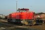 """Vossloh 1001025 - CFL Cargo """"1505"""" 01.12.2014 - Westerland (Sylt), BahnhofNahne Johannsen"""