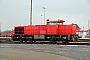 """Vossloh 1001025 - CFL Cargo """"1505"""" 21.01.2015 - Westerland (Sylt)Nahne Johannsen"""