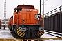 """Vossloh 1001026 - RBH Logistics """"829"""" 02.01.2009 - Wanne-Eickel, BahnbetriebswerkAlexander Leroy"""