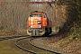 Vossloh 1001026 - RBH Logistics 08.03.2011 - Bochum-PräsidentAndreas Steinhoff