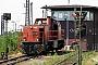 "Vossloh 1001026 - RBH Logistics ""829"" 20.07.2010 - OberhausenThomas Gottschewsky"