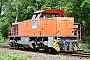 "Vossloh 1001027 - RBH Logistics ""830"" 27.04.2007 - Ratingen-TiefenbroichPatrick Böttger"