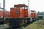 """Vossloh 1001027 - RBH """"830"""" 13.04.2003 - Herne, Betriebshof Wanne-EickelKlaus Görs"""