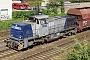 """Vossloh 1001027 - RBH Logistics """"830"""" 10.09.2015 - Oberhausen-Osterfeld WestDietmar Lehmann"""