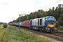 """Vossloh 1001029 - HGK """"DH 59"""" 15.08.2010 - OisterwijkAd Boer"""