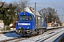 "Vossloh 1001030 - RBH Logistics ""901"" 14.01.2010 - Duisburg-Trompet, BahnhofMichael Kuschke"