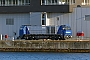 """Vossloh 1001031 - Railflex """"92 80 1273 003-4 D-RF"""" 22.07.2018 - Kiel-Wik, NordhafenTomke Scheel"""