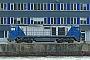"""Vossloh 1001031 - Railflex """"Lok 2"""" 18.03.2018 - Kiel-Wik, NordhafenTomke Scheel"""