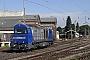 """Vossloh 1001032 - RBH Logistics """"903"""" 07.09.2012 - GladbeckWerner Schwan"""