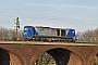 "Vossloh 1001032 - RBH Logistics ""903"" 18.02.2013 - Duisburg-Rheinhausen, RheinbrückeMichael Kuschke"