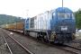 """Vossloh 1001033 - OHE """"Fz. 1033"""" 28.08.2007 - Meschede, BahnhofPeter Gerber"""
