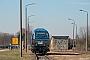 "Vossloh 1001033 - OHE ""Fz. 1033"" 13.03.2014 - Greifswald-LadebowAndreas Görs"