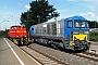 """Vossloh 1001035 - HGK """"DH 751"""" 08.09.2008 - GrevenbroichAndre Mock"""