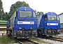 """Vossloh 1001036 - RAG """"904"""" 07.08.2004 - Gladbeck, RAG BetriebshofKarl Arne Richter"""