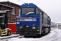 "Vossloh 1001036 - RBH Logistics ""904"" 05.01.2010 - Moers, Vossloh Locomotives GmbH, Service-ZentrumAlexander Leroy"